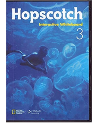 CD-ROM. Hopscotch 3. Interactive Whiteboard Software