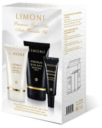 "Набор LIMONI ""Premium Syn-Ake Anti-Wrinkle Care Set"""