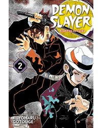 Demon Slayer. Kimetsu no Yaiba. Volume 2