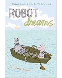 Robot Dreams - graphic novel