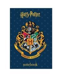 """Бизнес-блокнот А6 64 листа Hatber """"Гарри Поттер"""", А6, 64 листа"""