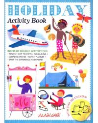 Holiday. Activity Book