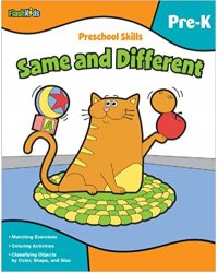 Preschool Skills: Same and Different