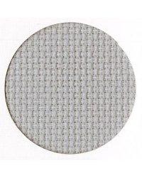 """Канва для вышивания """"Aida 14"""", 39x45 см, серая"""