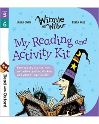 Read with Oxford. Stages 5-6: My Winnie and Wilbur Reading and Activity Kit