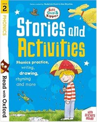 Stage 2. Biff, Chip and Kipper: Stories and Activities