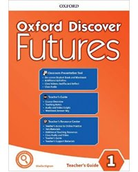 Oxford Discover: Level 1: Futures Teachers Guide Pack. Unknown Binding