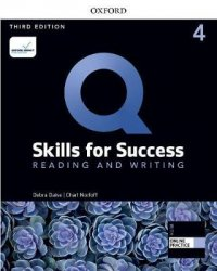 Q: Skills for Success: Level 4: Reading and Writing. Student Book with iQ Online Practice