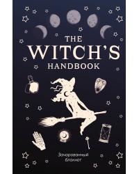 Зачарованный блокнот. The witch's handbook