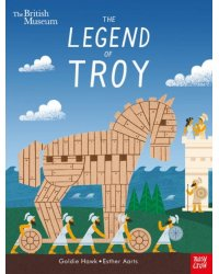 The British Museum. The Legend of Troy