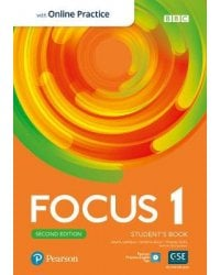 Focus 1. Student's Book with PEP Standard Pack