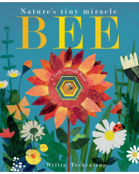 Bee. Nature's Tiny Miracle