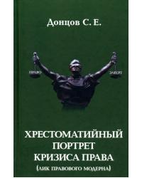 Хрестоматийный портрет кризиса права (лик правового модерна)