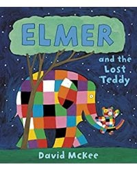 Elmer and the Lost Teddy. Book 7