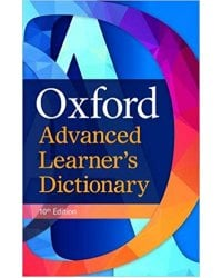Oxford Advanced Learner's Dictionary: International. Student's Edition