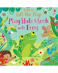 Play Hide and Seek with Frog. Board book