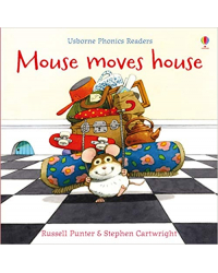 Phonics Readers Mouse Moves House
