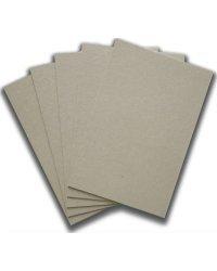 Переплетный картон, толщина 1,5 мм, 20х30 см, 10 листов