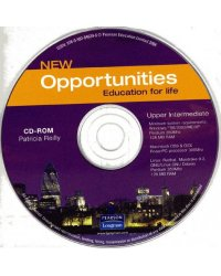 CD-ROM. New Opportunities. Upper Intermediate Student CD-ROM