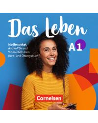 Audio CD. Das Leben A1.Medienpaket (+ DVD)