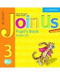 Audio CD. Join Us for English. Level 3. Pupil's Book