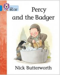 Percy and the Badger. Band 04