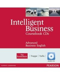 Audio CD. Intelligent Business. Advanced. Class Audio (количество CD дисков: 2)