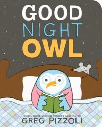 Good Night Owl. Board Book