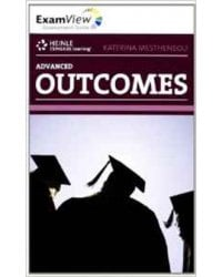 CD-ROM. Outcomes. Advanced. ExamView