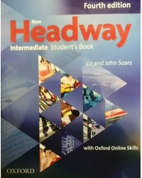 New Headway: Intermediate. Student's Book with Oxford Online Skills