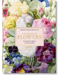 Redoute. The Book of Flowers