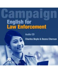 Audio CD. English for Law Enforcement