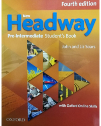 New Headway. Pre-Intermediate. Student's Book with Oxford Online Skills