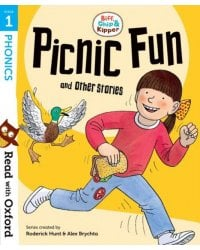 Read with Oxford: Stages 1: Biff, Chip and Kipper: Picnic Fun and Other Stories