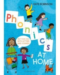 Phonics at Home: Help your child with letters and sounds
