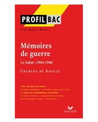 Memoires de guerre de Charles de Gaulle