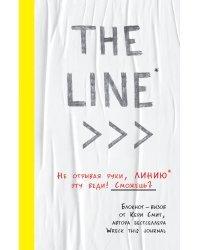 THE LINE. Блокнот-вызов от Кери Смит