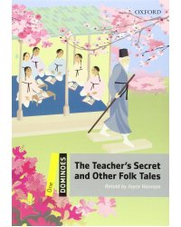 Dominoes 1: The Teacher's Secret and Other Folk Tales with Audio Download (access card inside)