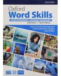 Oxford Word Skills Upper-Intermediate-Advanced Vocabulary Student's Book with App Pack