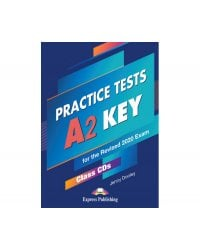 Audio CD. Practice Tests A2. Key for the Revised 2020 Exam (количество CD дисков: 5)