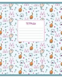 """Тетрадь """"Детские узоры"""", 12 листов, линия"""