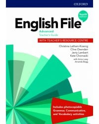 English File. Advanced. Teacher's Guide with Teacher's Resource Centre
