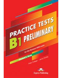 Preliminary Practice Tests B1. Student's Book with Digibooks App