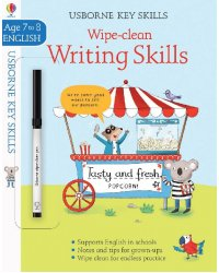 Wipe-Clean Writing Skills. Ages 7 to 8
