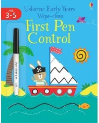 First Pen Control. Age 3-5