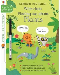 Wipe-Clean Finding Out About Plants. Age 6 to 7
