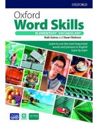 Oxford Word Skills Elementary Vocabulary Student's Book with App Pack