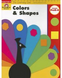 Colors & Shapes. PreK-K