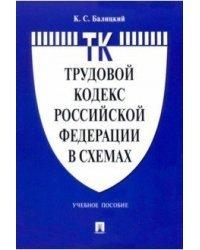 Трудовой кодекс Российской Федерации в схемах. Учебное пособие
