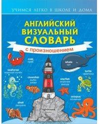 Английский визуальный словарь с произношением